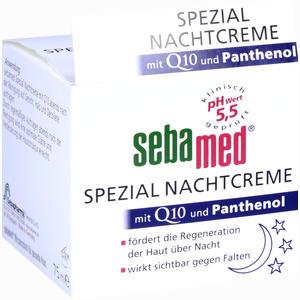 Abbildung von Sebamed Spezial Nachtcreme mit Q10  75 ml