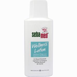 Abbildung von Sebamed Wellness Lotion  200 ml
