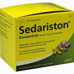 Abbildung von Sedariston Konzentrat Kapseln 100 Stück