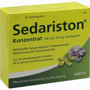Abbildung von Sedariston Konzentrat Kapseln 30 Stück
