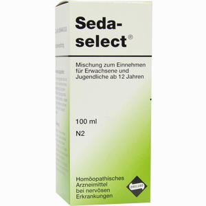 Abbildung von Sedaselect Tropfen 100 ml