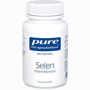 Abbildung von Selen (selenmethionin) Kapseln 180 Stück