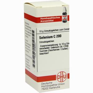 Abbildung von Selenium C200 Globuli 10 g