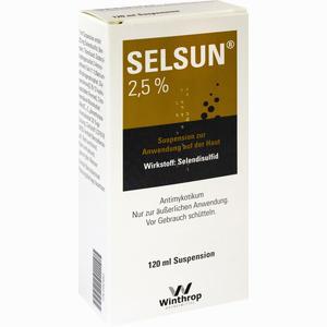 Abbildung von Selsun 2,5% Suspension  120 ml