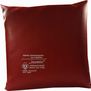 Abbildung von Senada Kfz- Kissen Jasmin Rot 1 Stück