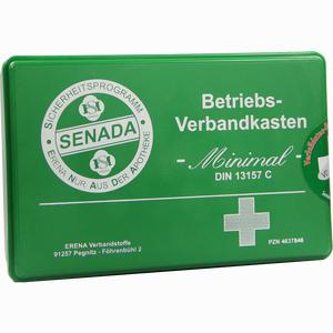 Abbildung von Senada Verbandskasten Mini Din 13157 1 Stück