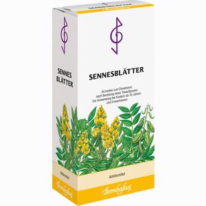 Abbildung von Sennesblätter Tee 30 g