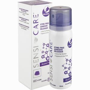 Abbildung von Sensi- Care Pflasterlöser Spray  50 ml