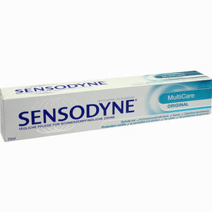 Abbildung von Sensodyne Multicare Original Zahncreme  75 ml