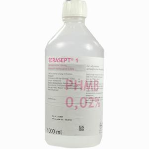 Abbildung von Serag Wiessner Serasept 1 Antiseptische Lösung  1000 ml