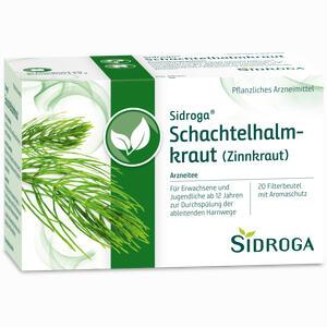 Abbildung von Sidroga Schachtelhalmkraut (zinnkraut) Filterbeutel 20 Stück