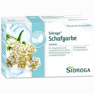 Abbildung von Sidroga Schafgarbe Filterbeutel 20 Stück