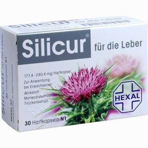 Abbildung von Silicur für die Leber Kapseln 30 Stück