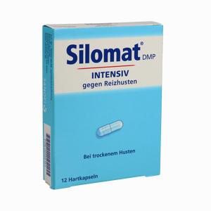 Abbildung von Silomat Dmp Intensiv gegen Reizhusten Kapseln  12 Stück