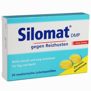 Abbildung von Silomat Dmp Pastillen 20 Stück