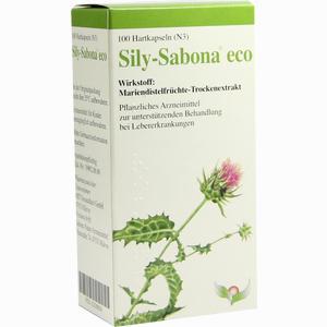 Abbildung von Sily- Sabona Eco Kapseln 100 Stück