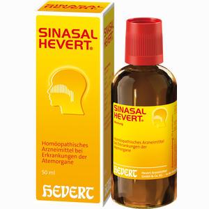 Abbildung von Sinasal Hevert Tropfen 50 ml