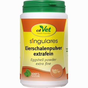 Abbildung von Singulares Eierschalenpulver Extrafein Vet  350 g