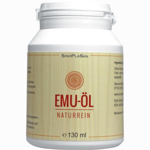 Abbildung von Sinoplasan Emuöl- Naturrein Öl 130 g