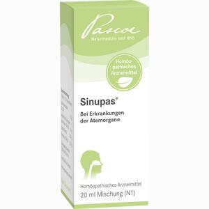 Abbildung von Sinupas Mischung 20 ml