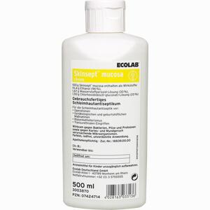 Abbildung von Skinsept Mucosa Lösung  500 ml