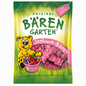 Abbildung von Soldan Bären Joghurtbären Bonbon 125 g
