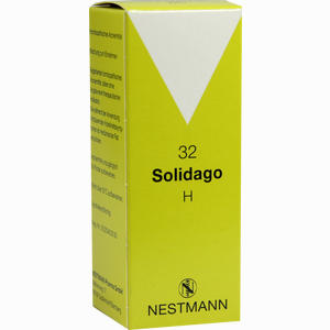 Abbildung von Solidago H 32 Tropfen 50 ml