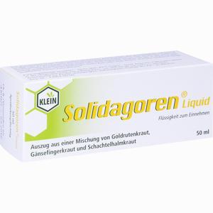 Abbildung von Solidagoren Liquid Tropfen 50 ml