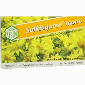 Abbildung von Solidagoren Mono Kapseln 30 Stück