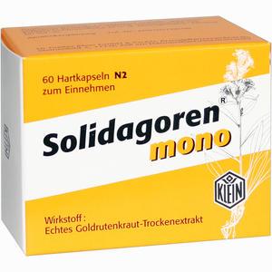 Abbildung von Solidagoren Mono Kapseln 60 Stück