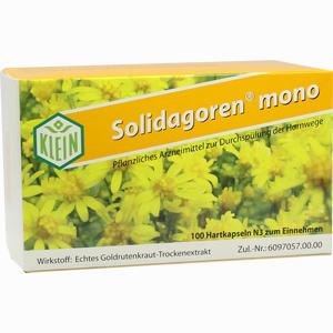 Abbildung von Solidagoren Mono Kapseln 100 Stück