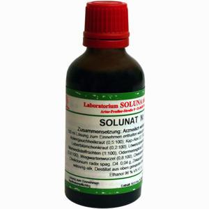 Abbildung von Solunat Nr. 8 Tropfen 50 ml