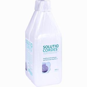 Abbildung von Solutio Cordes Lösung 2 x 600 ml