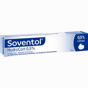 Abbildung von Soventol Hydrocort 0.5% Creme  30 g