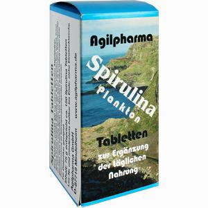 Abbildung von Spirulina Tabletten  150 Stück