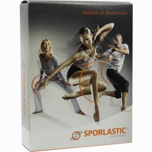 Abbildung von Sporlastic Flexible Daumenstütze Gr. S Bunt 07053 Sporlastic 1 Stück
