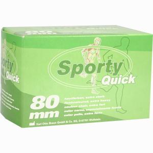 Abbildung von Sporty Quick Band Haut 80mm 1 Stück