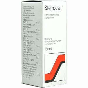 Abbildung von Steirocall Tropfen 100 ml
