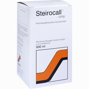 Abbildung von Steirocall Tropfen 500 ml