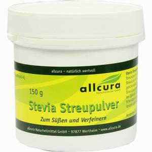 Abbildung von Stevia Streupulver  150 g