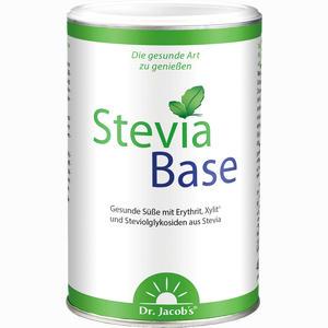 Abbildung von Steviabase Dr. Jacobs Pulver  400 g