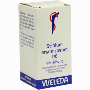 Abbildung von Stibium Arsenicosum D6 Trituration 20 g
