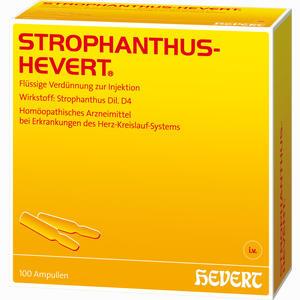 Abbildung von Strophanthus Hevert Ampullen  100 Stück