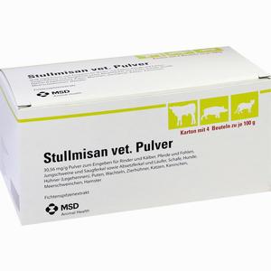 Abbildung von Stullmisan Vet. Pulver  4 x 100 g