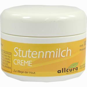 Abbildung von Stutenmilch Creme  100 ml