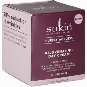 Abbildung von Sukin Purely Ageless Rejuvenating Day Cream Creme 120 ml
