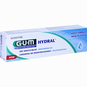 Abbildung von Sunstar Gum Hydral Feuchtigkeitsgel 50 ml