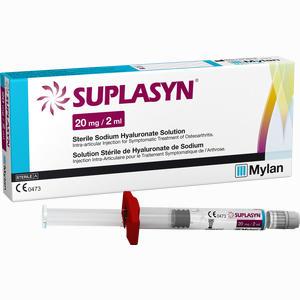 Abbildung von Suplasyn 20mg/2ml Fertigspritze  5 Stück