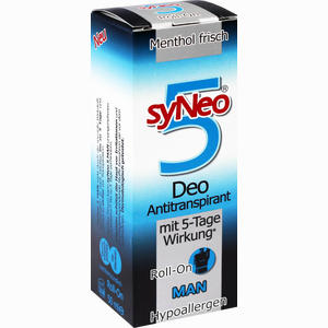 Abbildung von Syneo 5 Man Roll- On Deo- Antitranspirant 50 ml