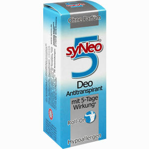 Abbildung von Syneo 5 Roll- On Deo- Antitranspirant Fluid 50 ml